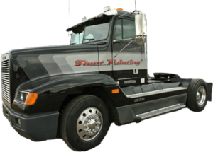 Fleet Painting Truck